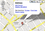 Seattle Eye M.D.s Location Map and Directions